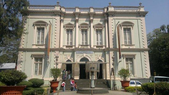 Bhau Daji Lad Museum: Frontage