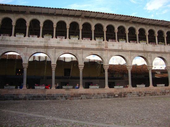 Convento de Santo Domingo: interior
