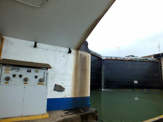 Esclusas del Canal de Panamá: le chiuse