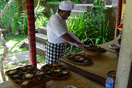 Ketut's Bali Cooking Class: Katur, our awesome instructor/guide