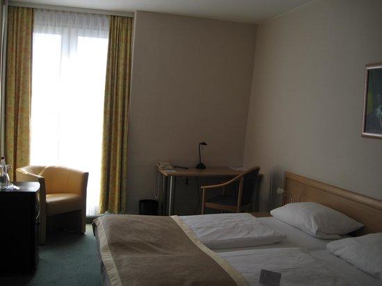 Berlin Mark Hotel : номер