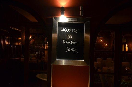 Kampa Park Restaurant : Restaurante Kampa Park
