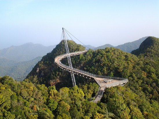 ‪Langkawi Sky Bridge‬