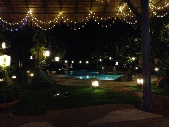 Ao Chalong Villa & Spa: Rust in het donker