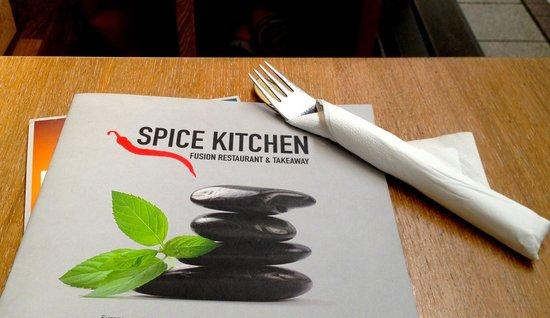 Zeil Kitchen: Menu