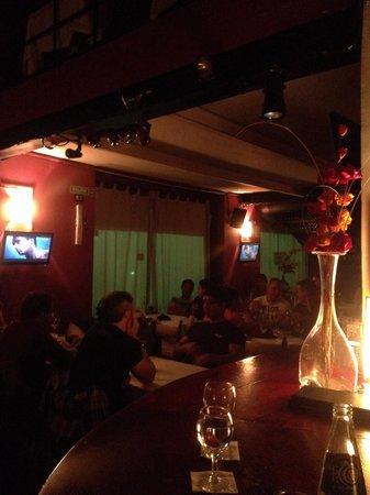 Inside Resto-bar