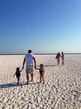 Shell Island : Family time