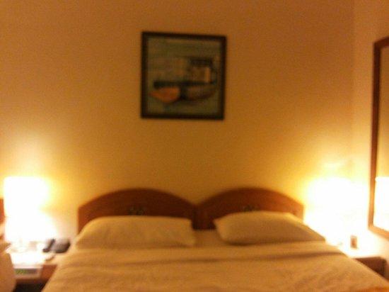 Casa De Goa Boutique Resort: The deluxe rooms