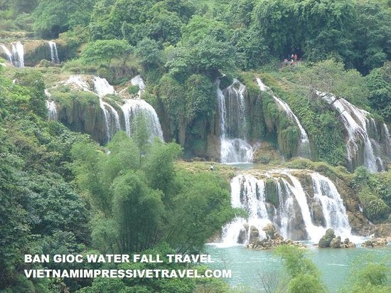Vietnam Impressive Travel - Private Day Tours: ban gioc water fall tour 3 days 2 nights