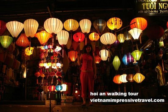 Vietnam Impressive Travel - Private Day Tours: hoi an walking tour