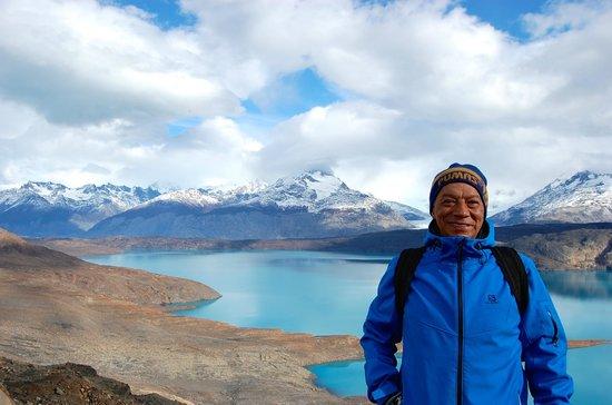 Estancia Cristina: Frente al Glaciar Upsala