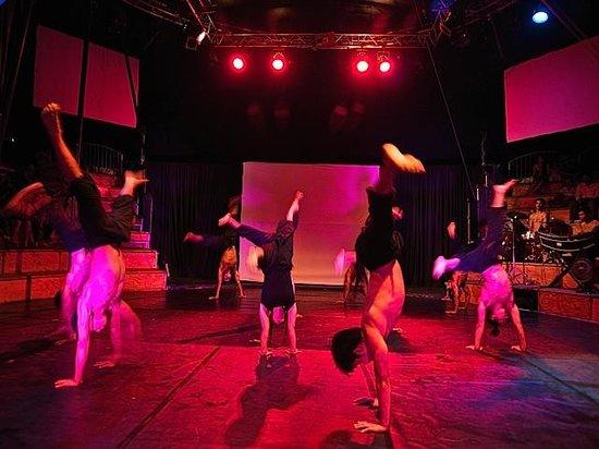 Phare, The Cambodian Circus: Circus Phare Performance