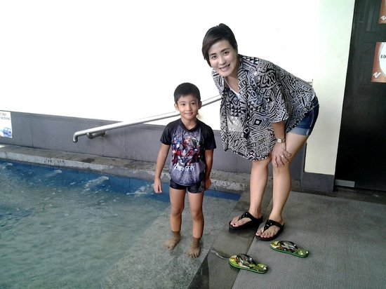 Le Monet Hotel: pool