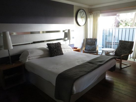 Seaview Hotel: Double room