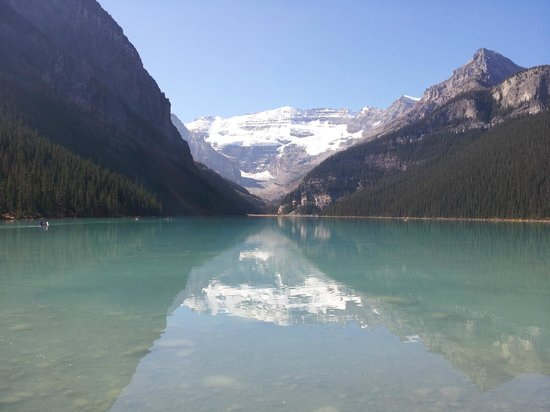 Lake Louise - October