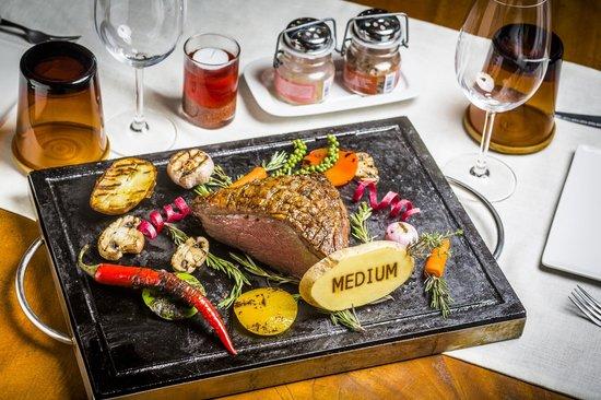 Ochos Steakhouse at Outrigger Koh Samui Beach Resort : australian black angus picanha