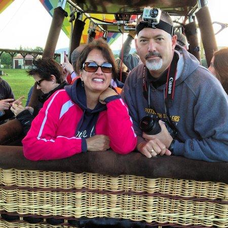 Napa Valley Balloons, Inc. : Happy 25th Anniversary!