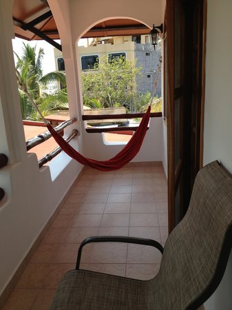 Hotel Galapagos Suites: Took a rest in the hammock