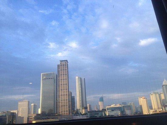 favehotel Wahid Hasyim: Pemandangan dari kamar di Lt. 6 Fave Hotel Wahid Hasyim Jakarta