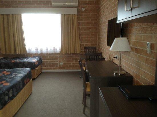 Alexander the Great Motel: Deluxe room