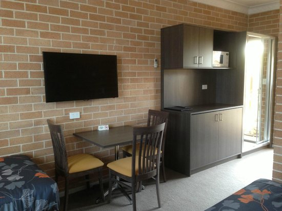 Alexander the Great Motel: Room facilities