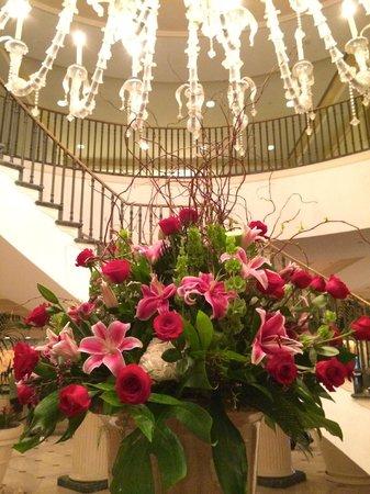 Belmond Charleston Place : loved the fresh flowers