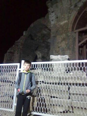 Temple of Apollo: Храм Апполона (уже на выходе)