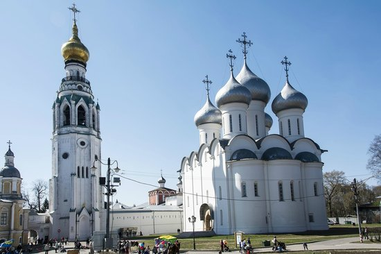 Vologda Kremlin: Вологодский Кремль