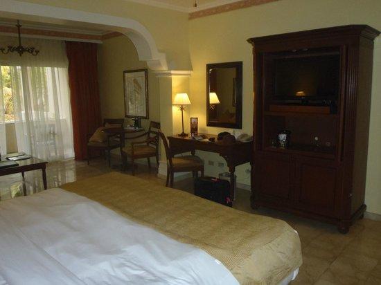 Gran Melia Golf Resort Puerto Rico : Spacious Room
