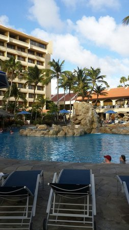 Hotel Riu Palace Aruba: Occidental aruba resort all inclusive