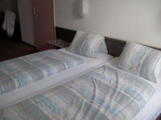 Drei Könige Hotel Luzern: Sleeping quarters