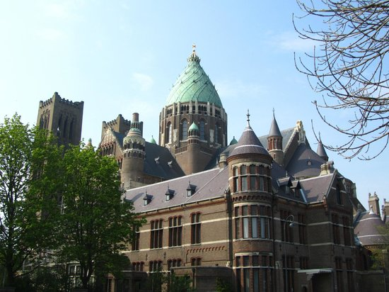Cathedral of Saint Bavo in Haarlem