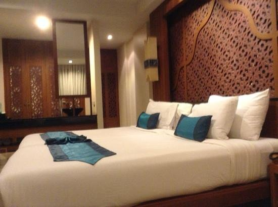 Rawai Palm Beach Resort : Beautiful Room