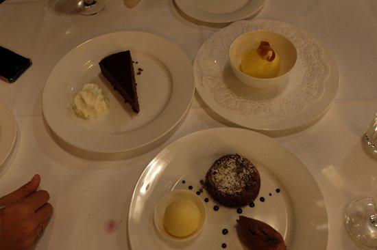 Kindli: dessert