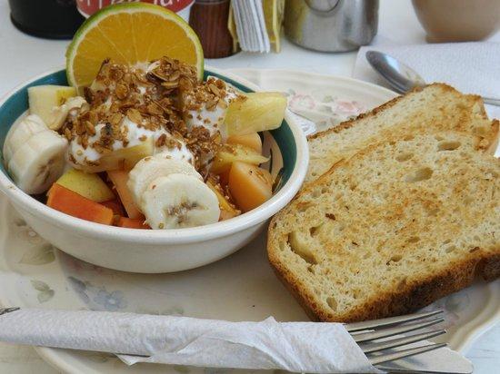 Hotel Gutierrez: Yummy breakfast