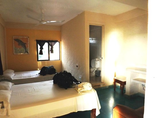 Hotel Gutierrez: Clean, basic and cheap