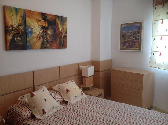 Apartamentos Danesp: Habitacion