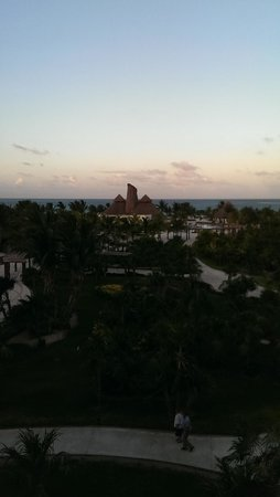 Secrets Maroma Beach Riviera Cancun: this picture doesnt do the view justice.