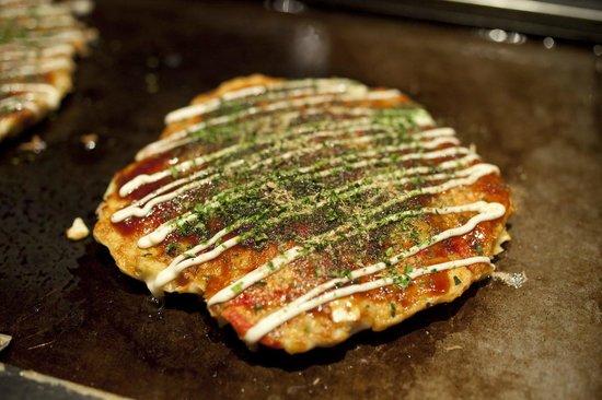 Okonomiyaki Machiya. Porta