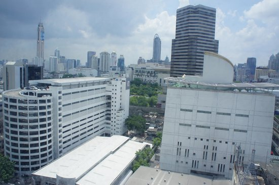 ibis Bangkok Siam Hotel: view from room