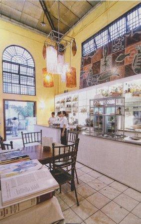 Negros Museum Cafe: Negros Museum Café
