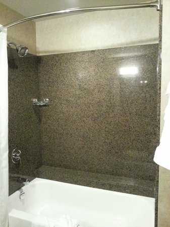 Best Western Plus Wine Country Hotel & Suites: Bath/Shower