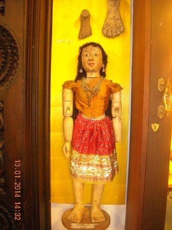 Kerala Folklore Theatre & Museum : Puppet