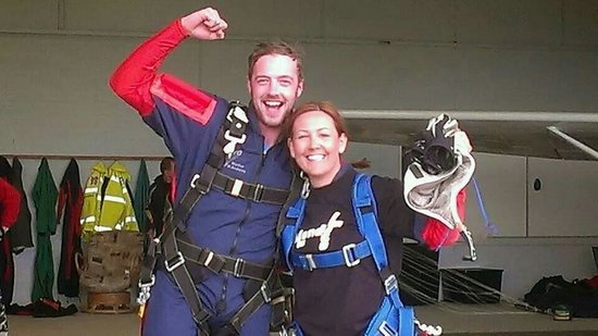 Skydive St. Andrews: Done!