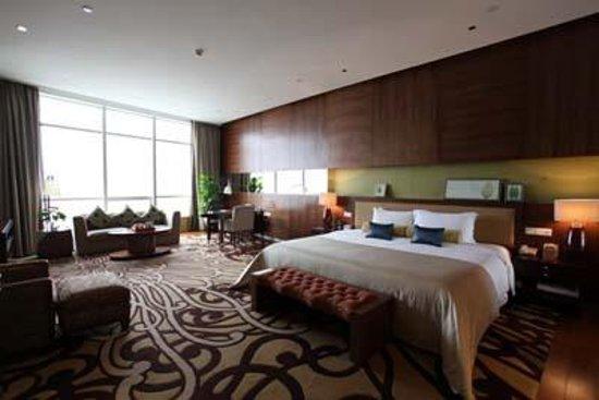 HJ International Hotel: room