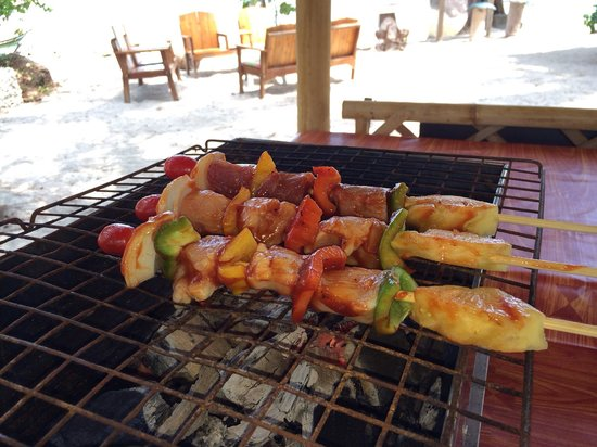 Cool Bar : BBQ on the beach every day from 11.30am.-.......