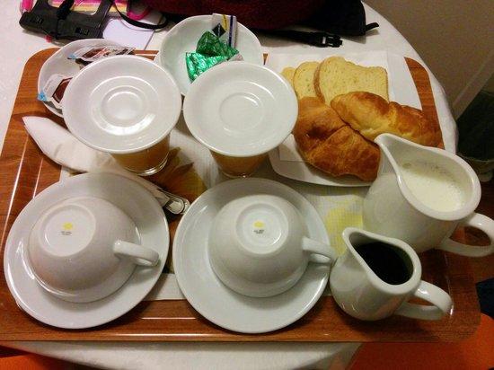 Bed and Breakfast Lia : breakfast