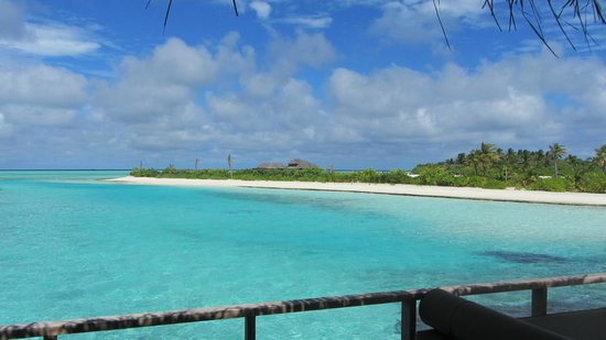 Anantara Veli Maldives Resort : The view from the Room