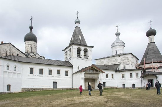 Museum of Dionisy's Frescoes - Ferapontov Monastery: Ферапонтов монастырь