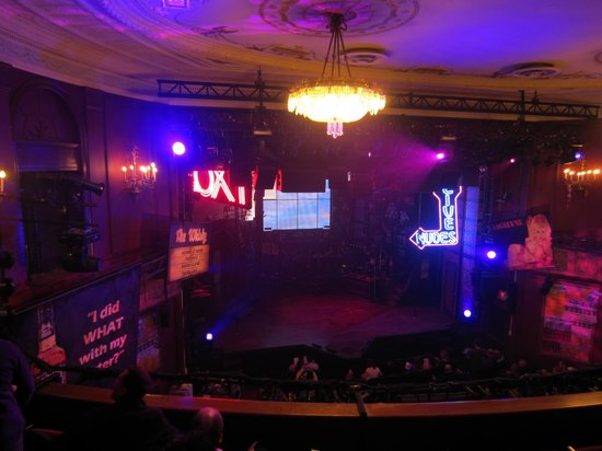 Rock of Ages : Before the show!